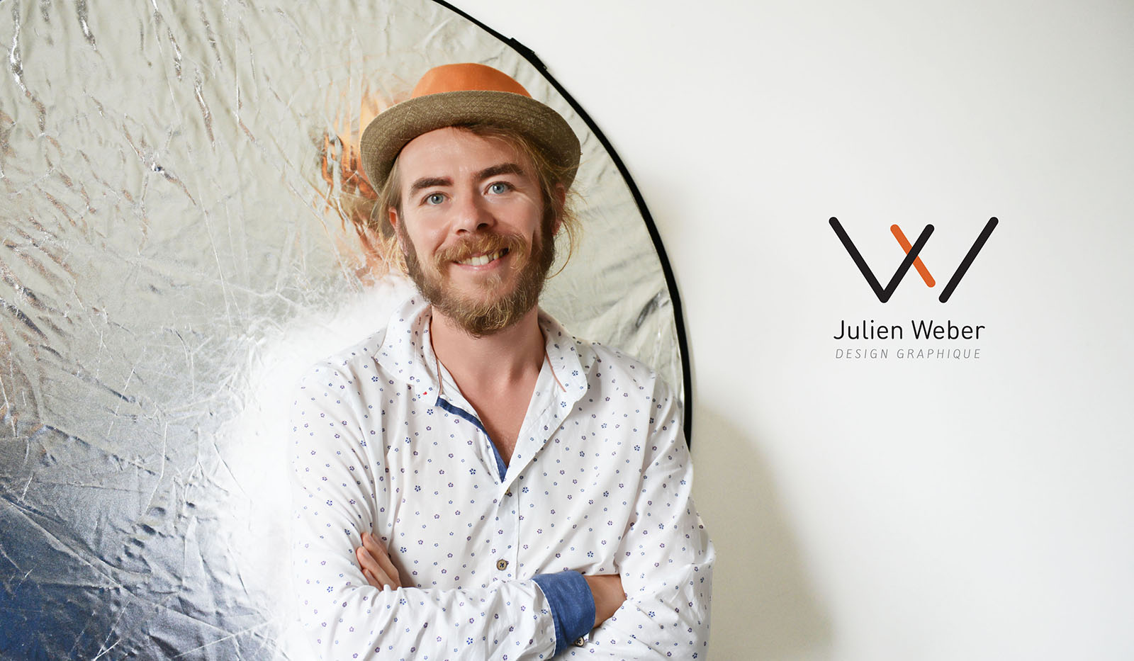 Julien Weber - Designer de communication