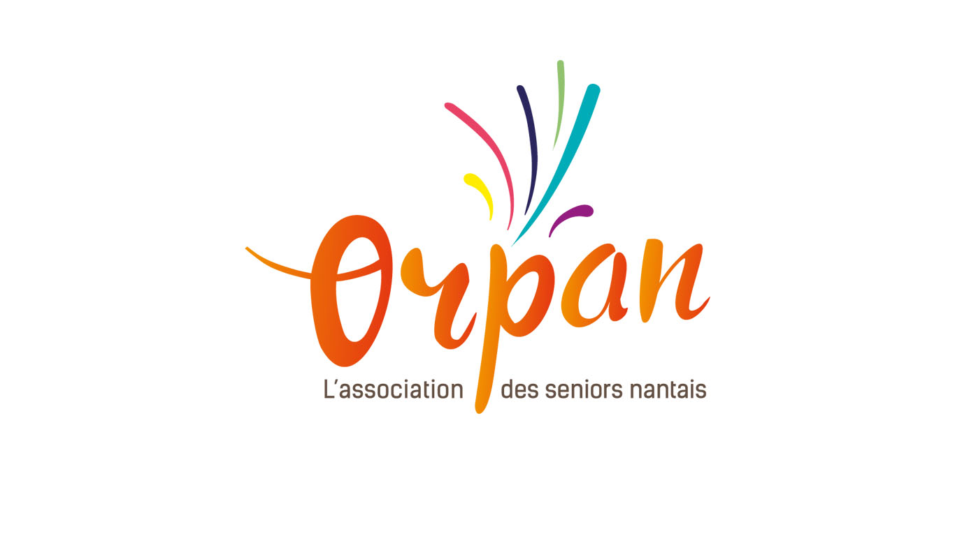 Orpan - l'association des seniors nantais - Design par Juwlius !