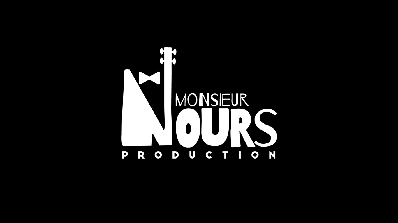 Logo Monsieur Nours Production, par Juwlius !